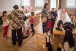 Loutkové  divadlo a dětské šibřinky